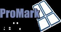 ProMark Window Film & Blinds Inc. logo