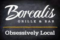 Borealis – Grille & Bar logo
