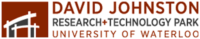 David Johnston Research + Technology Park logo