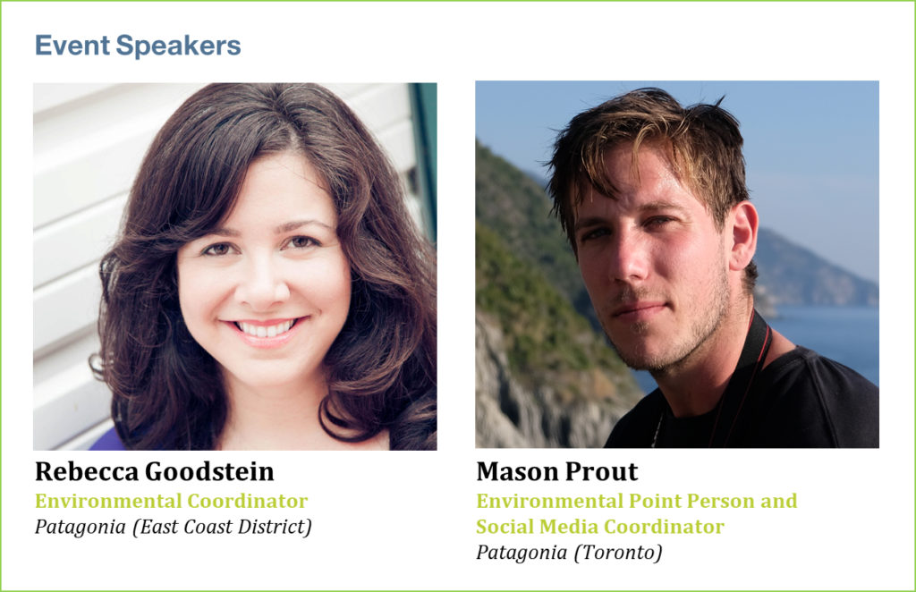 photos of speakers for event