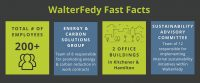 WalterFedy fast facts